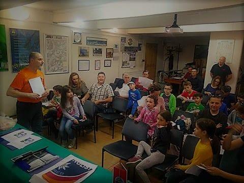 Počela je Mala planinarska škola-Runolistići