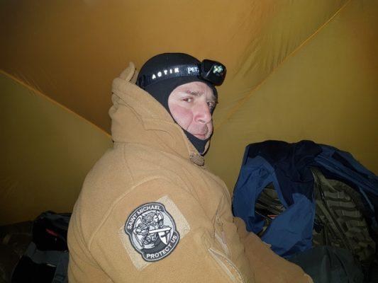 Danijel Weiser na Kilimanđaru