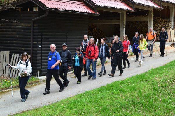 Školski izlet 4.2018 na Petrovu Goru