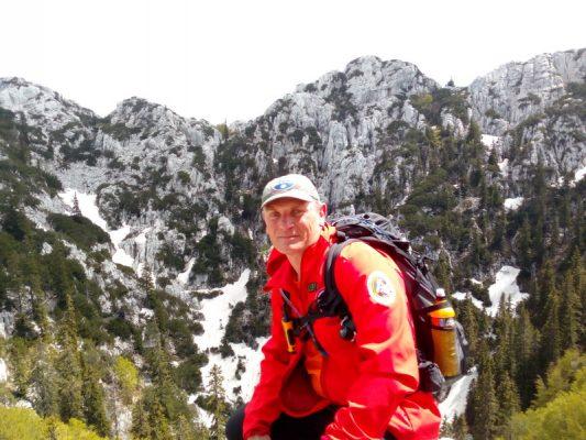 Zoran Filipović planinarenje