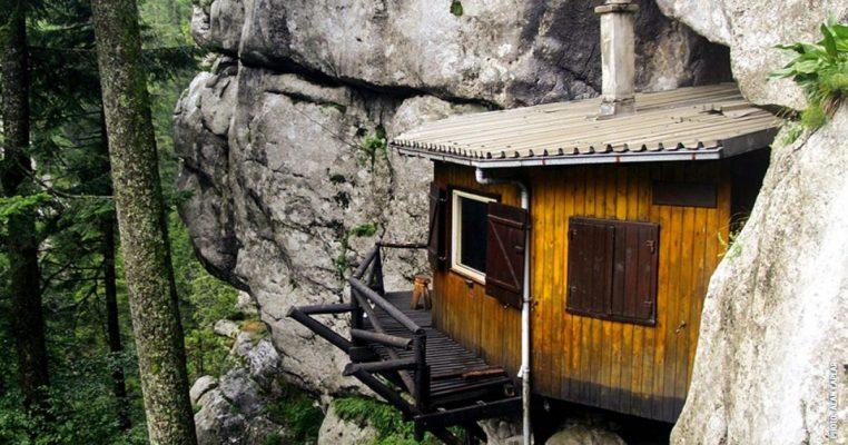Samarske stijene - sklonište